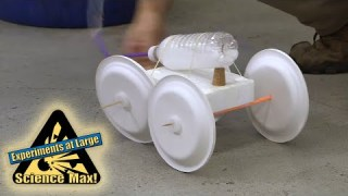 Science Max|BUILD IT YOURSELF|Water Car! |Education