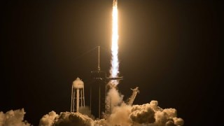 Postlaunch News Update on NASA's SpaceX Crew-2 Mission