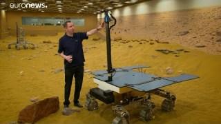 ESA Euronews: Procurando vida em Marte com ExoMars