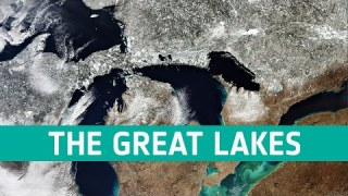 Earth from Space: The Great Lakes