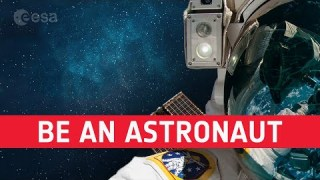 Did you always want to be an astronaut?
