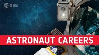 ESA Astronaut Careers Fair Q&A