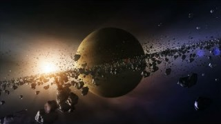 The Life and Death of a Planetary System