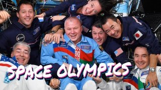 #Tokyo2020: Highlights from the first-ever space Olympics!