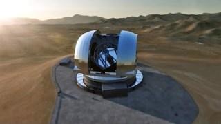 ESA Euronews: Um Telescópio Extremamente Grande para um Universo Infinito