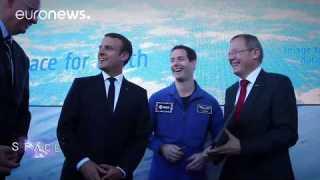 ESA Euronews: Le Bourget 2017