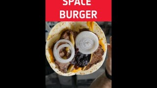 How do you like your (space) burger? 🍔