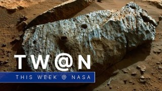 An Historic Milestone for Perseverance on This Week @NASA – September 10, 2021