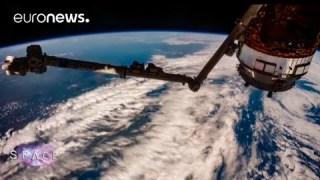 ESA Euronews: Canadarm2: El brazo robótico espacial