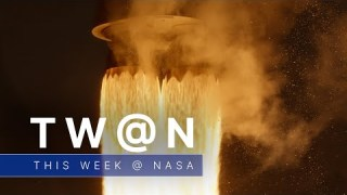 A New Earth-Observing Mission Launches to Space on This Week @NASA – October 1, 2021