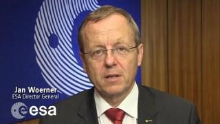 Citizens' debate 2016: ESA Director General Jan Woerner's Welcome (Greek)