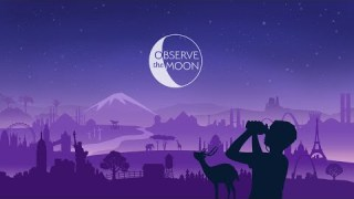 International #ObserveTheMoon Night with NASA
