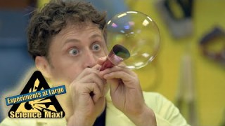 Science Max|BUBBLES|Science Experiments