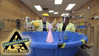 Science Max|CHEMICAL REACTIONS|School Projects