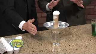 Egg Drop Inertia Challenge – Cool Science Trick
