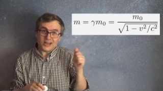 Matematica – Echivalența dintre masă si energie
