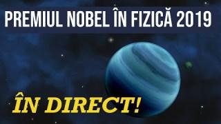 Premiul Nobel în fizică 2019