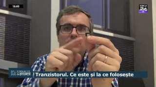 Ce este tranzistorul și la ce folosește