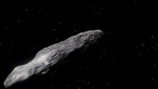 New Details about Interstellar Visitor on This Week @NASA – November 24, 2017