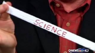 Teflon Tape Secret Message – Cool Science Experiment