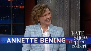 Annette Bening Spilled Some Marvel Secrets To Her Kids