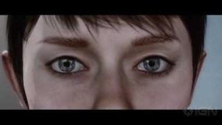 Kara – Heavy Rain's Dev Trailer