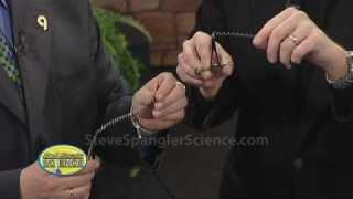 Memory Metal – Cool Science Experiment