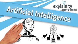 Artificial Intelligence explained (explainity® explainer video)