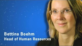 Bettina Boehm, explains why it's great to work at ESA