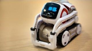 Anki's AI-powered toy robot