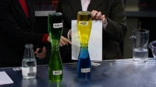 Temperature Inversion – Cool Science Experiment