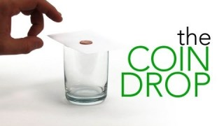 The Coin Drop – Sick Science! #005