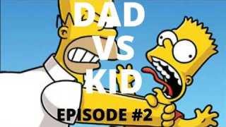 Dad vs Kid #2 – Artificial Intelligence