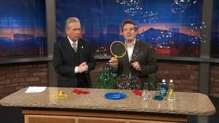 Bubble in a Bubble – Cool Science Experiment