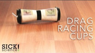 Drag Racing Cups – Sick Science! #088