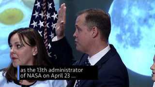 Bridenstine Sworn in as NASA Administrator on This Week @NASA – April 27, 2018