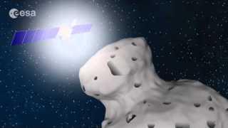 Paxi – Rosetta und Kometen