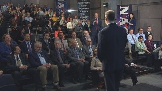 Town Hall with NASA Administrator Jim Bridenstine