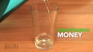 Disappearing Money – Sick Science! #049