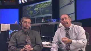 NASA Aerospace Engineer Talks Space with Students