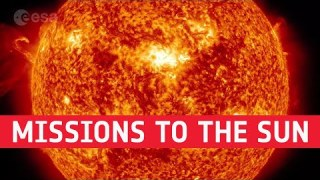 ESA's missions to the Sun