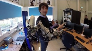 ESA Telerobotics Part 1 – Haptics