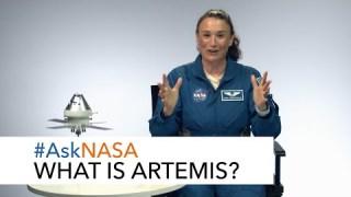 #AskNASA┃ What is Artemis?