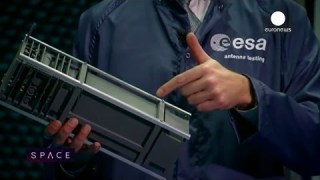 ESA Euronews: CubeSat, a satellite in a shoe box