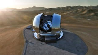 ESA Euronews: E-ELT: Das riesige Teleskop soll unbekannte Gebiete des Universums erforschen