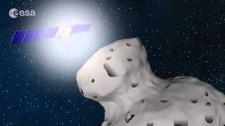 Paxi – Rosetta y los cometas