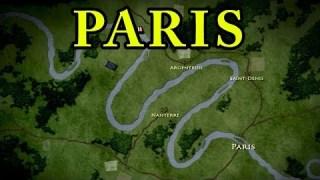 Siege of Paris 845 AD