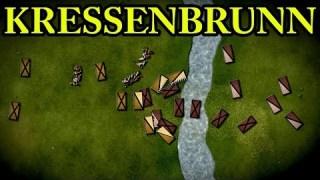 The Battle of Kressenbrunn 1260 AD