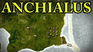 The Battle of Anchialus 708 AD