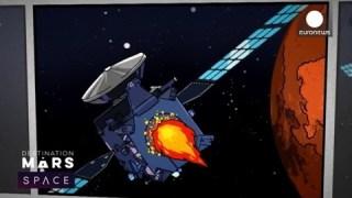 ESA Euronews: alla ricerca di tracce di vita su Marte